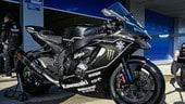 Test SBK Jerez: le prime immagini della nuova Kawasaki ZX-10RR 2021