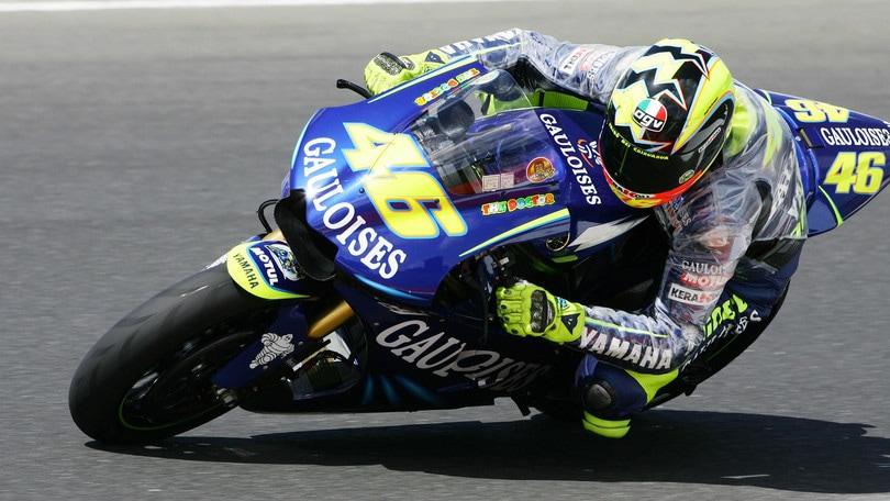 MotoGP, Rossi e il team Factory Yamaha: un amore lungo 15 anni - FOTO