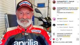 "Max Biaggi: ""Svelato il nuovo pilota Aprilia MotoGP"""