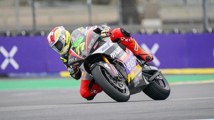 MotoE: Dominique Aegerter rinnova con Intact GP per il 2021