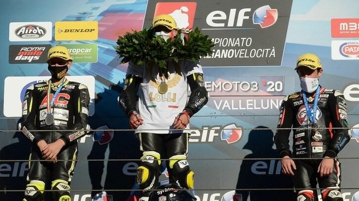 ELF CIV: Federmoto e Yamaha premiano i piloti Pre Moto3