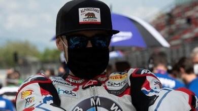 SBK: Eugene Laverty resta con BMW e approda al Team RC Squadra Corse