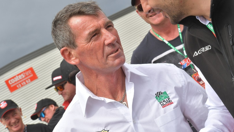 "SBK: 49 primavere per ""Mr Crocodile"" Troy Corser"