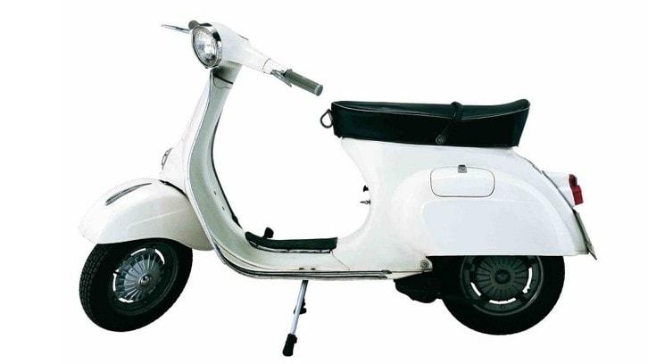 Polini Motori trasforma la Vespa 50 Special