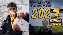 31 dicembre 2020: i piloti di MotoGP e SBK tirano le somme, tra auguri e buoni propositi