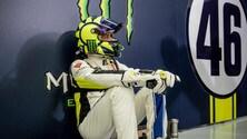 Le prime immagini di Rossi alla 12 Ore del Golfo 2021