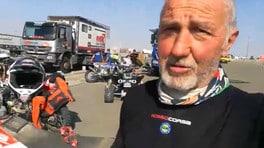 """Esclusiva Dakar, Franco Picco: """"Alla fine mi è venuto da piangere"""""""