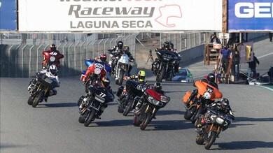 "Motoamerica: potere alle Harley, nasce la categoria ""king of the baggers"""