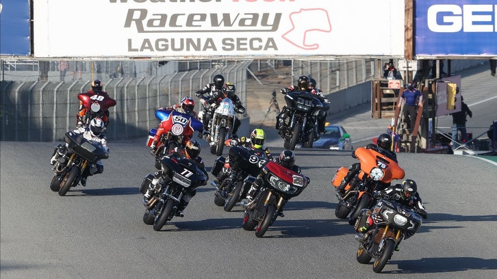 "Motoamerica: potere alle Harley, nasce la categoria ""king of the baggers"""
