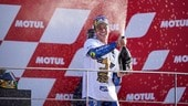 GSeries ad Andorra, Joan Mir è terzo sul ghiaccio