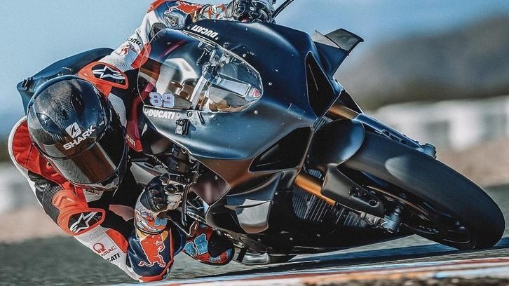 """MotoGP, Martin: """"Che potenza la Ducati Panigale V4S!"""""""