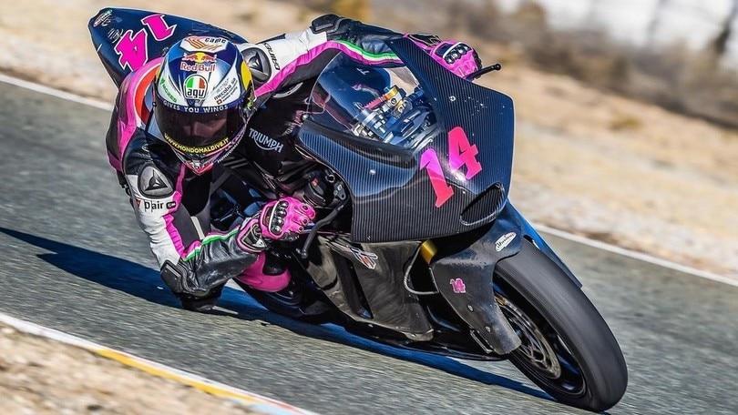 """Moto2, Arbolino: """"Punto a disputare una perfetta stagione da debuttante"""""""