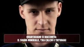 """MotoGP, Quartararo: """"Il prossimo tatuaggio? Sarà per il titolo"""""""