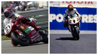 SBK: Bayliss-Edwards 2000-2002, rivalità e rispetto