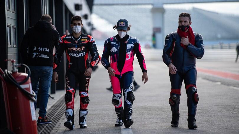 Bastianini, Rinaldi, Locatelli e soci: MotoGP e SBK insieme a Misano