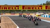 SBK, Pirelli e Dorna: partnership rafforzata sino al 2023