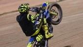 MotoGP: giornata al Ranch per Rossi che termina con un panino