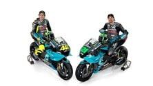 MotoGP: presentate le Yamaha Petronas di Rossi e Morbidelli