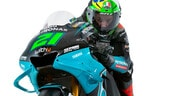 MotoGP: le foto della Yamaha M1 di Franco Morbidelli per il 2021