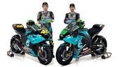 MotoGP, Yamaha Petronas svela le M1 di Rossi e Morbidelli