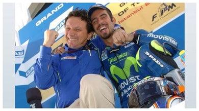 MotoGP: Marco Melandri e il primo incontro con Fausto Gresini
