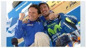 MotoGP: when Marco Melandri first met Fausto Gresini