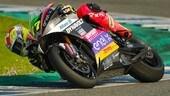 MotoE, test Jerez: Aegerter svetta nel Day 1, 3° Zaccone