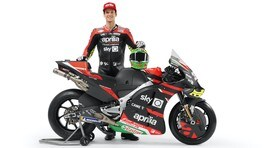 Lorenzo Savadori e la sua Aprilia RS-GP 2021