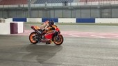 Test MotoGP: Pol Espargaro, 0-100 in 2.4 secondi!