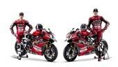 SBK, Ducati Aruba si presenta: ecco le Panigale V4R di Redding e Rinaldi