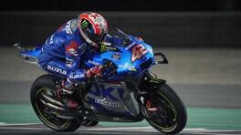 """MotoGP Qatar, Rins e l'errore in partenza: """"Niente launch control"""""""