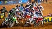 AMA Supercross, Atlanta 2: vince Roczen, Webb solo sesto