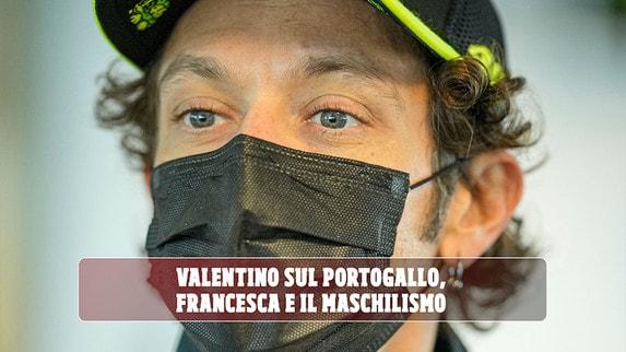 MotoGP: fiducioso per il Portogallo Rossi, difende Francesca