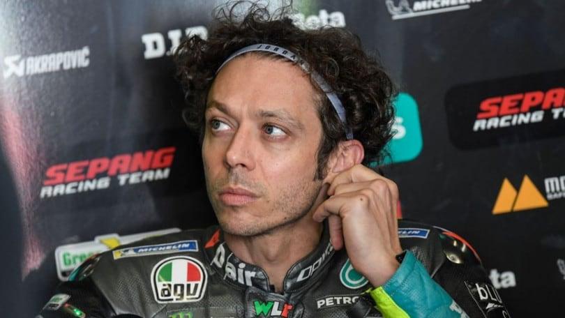 """MotoGP Portogallo, Rossi commenta le Qualifiche: """"Sono preoccupato"""""""