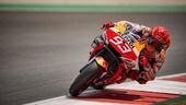 """Qualifiche MotoGP Portogallo, Marquez: """"Non sono certo di finire la gara"""""""