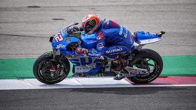 """Qualifiche MotoGP Portogallo, Rins: """"Sarà una gara agguerrita"""""""