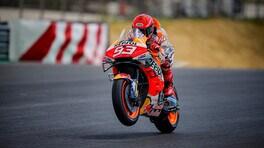 MotoGP Portogallo, Marc Marquez in bilico tra il quarto e decimo posto