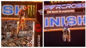 AMA Supercross, Atlanta 3: vincono Webb nella 450 e Thrasher nella 250 Ovest