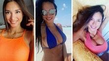SBK: Grace Barroso, ecco l'ex grid girl diventata moglie di Alvaro Bautista