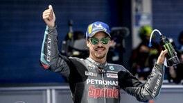 """MotoGP Spagna, Morbidelli: """"In alcune frenate non ero certo di fermarmi"""""""