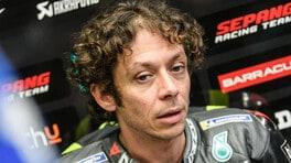 """Valentino Rossi in sofferenza: """"Sono più lento dell'anno scorso"""""""