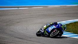 """MotoGP Spagna, problemi in scia per Mir: """"Difficile fermare la moto"""""""