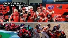MotoGP Spagna: Ducati torna in cima al podio con Miller e Bagnaia