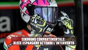 MotoGP: fissato l'intervento per Aleix Espargaro