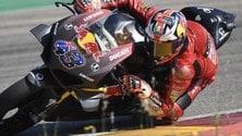 MotoGP: Jack Miller gira ad Aragon con la Ducati Panigale V4-S