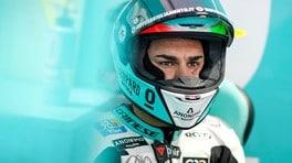 """I """"passi falsi"""" di Dennis Foggia in una Moto3 che non ammette errori"""