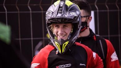 Gianluca Facchetti, il Rocky dell'Off Road