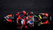 MotoGP: le foto di Andrea Dovizioso al Mugello con Aprilia