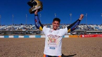 CIV SS300, lo spagnolo Marc Garcia wild card a Misano