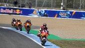 Moto2: ratificato il nuovo regolamento 2022